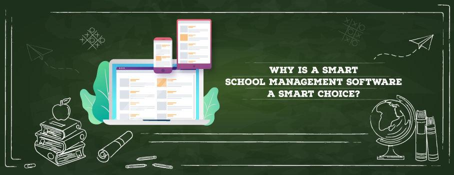 School Management Software - A smart choice for smart schools!