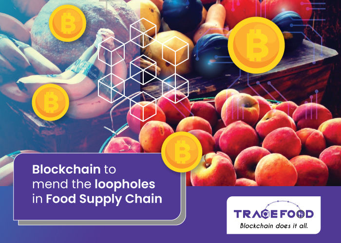 Blockchain in Food Safety brings rich benefits to the Food industry - Food Supply chain Blockchain Solutions