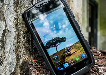 Introducing the Rugged Smartphone - Tough Phones