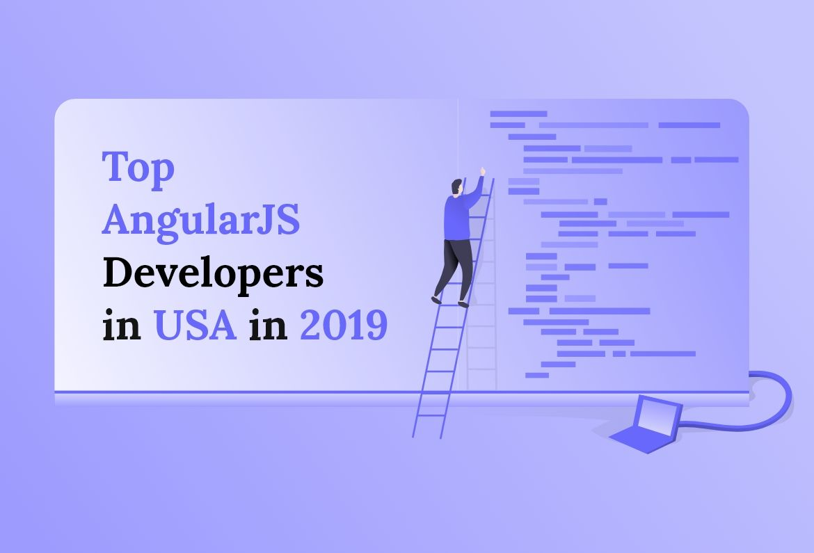 Top AngularJS Developers in USA