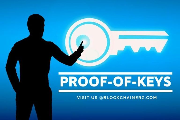 Proof- of- keys | Blockchainerz