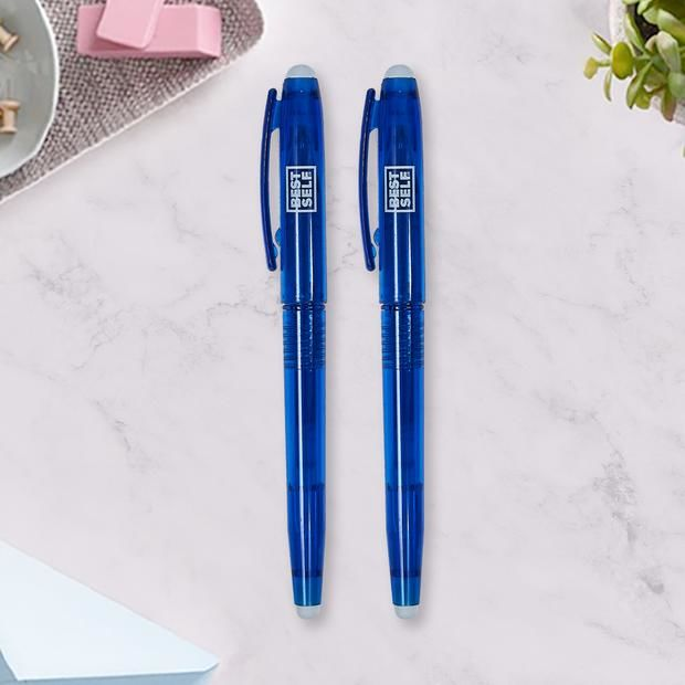The Story Of The Erasable Pen