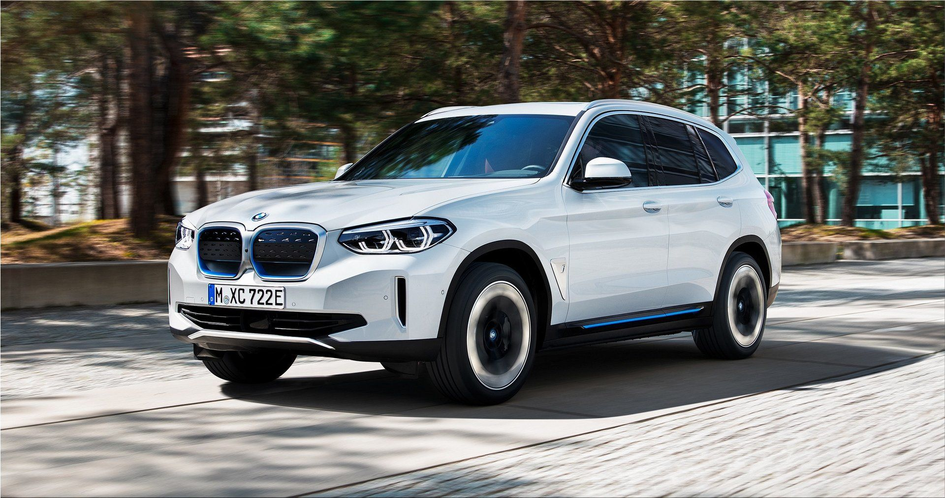 The new BMW iX3 electric SUV - specs and pictures |Electric Cars|Electric Hunter