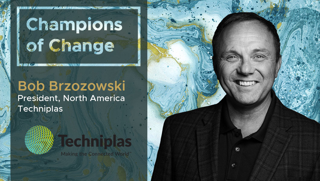 Interview with Bob Brzozowski, President at Techniplas - The Digital Enterprise