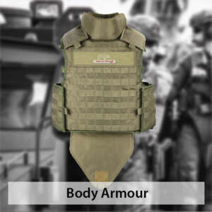 Tactical Plate Carrier Vest With Plates | Military Plate Carrier In UAE