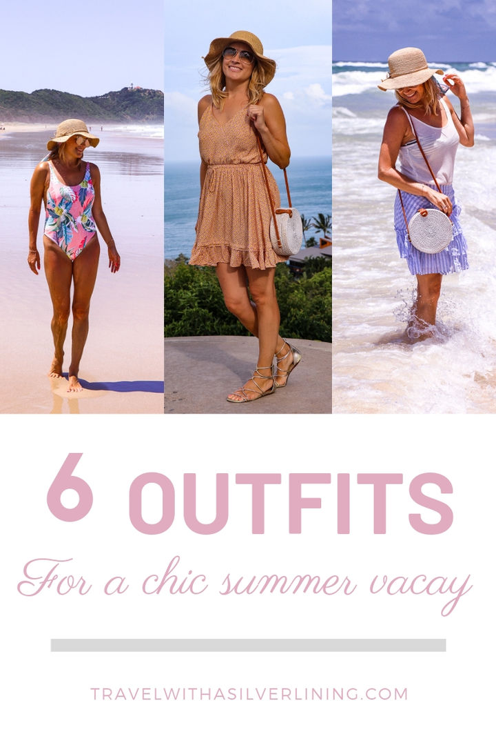 Boho chic summer outfits