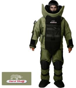 Bullet Resistant Disposal Suit Manufacturer– Hard Shell