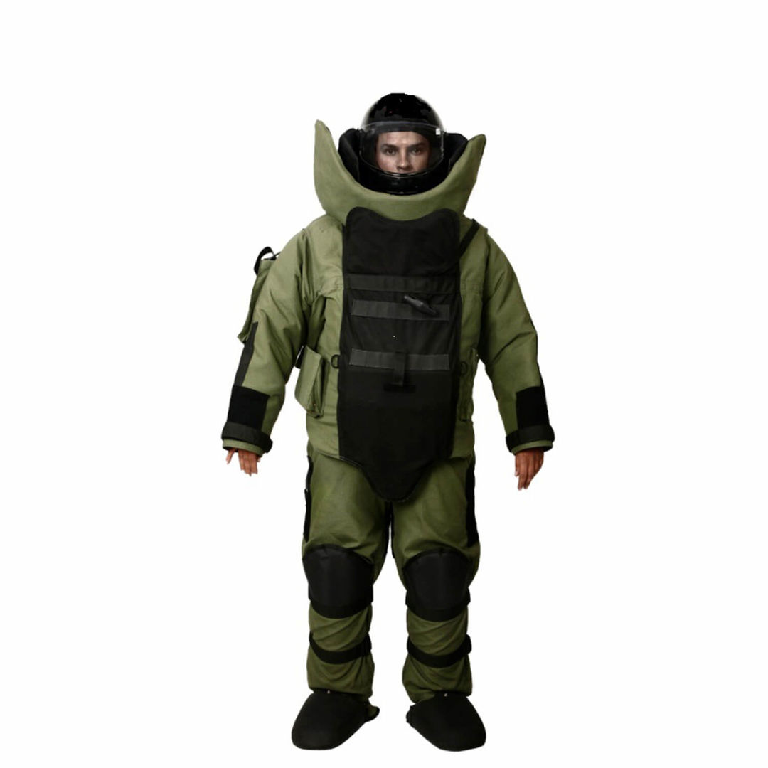EOD Bomb Disposal Suits Equipment Supplier