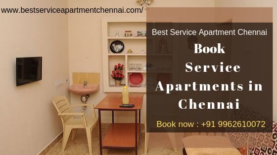Book Service Apartments in Chennai