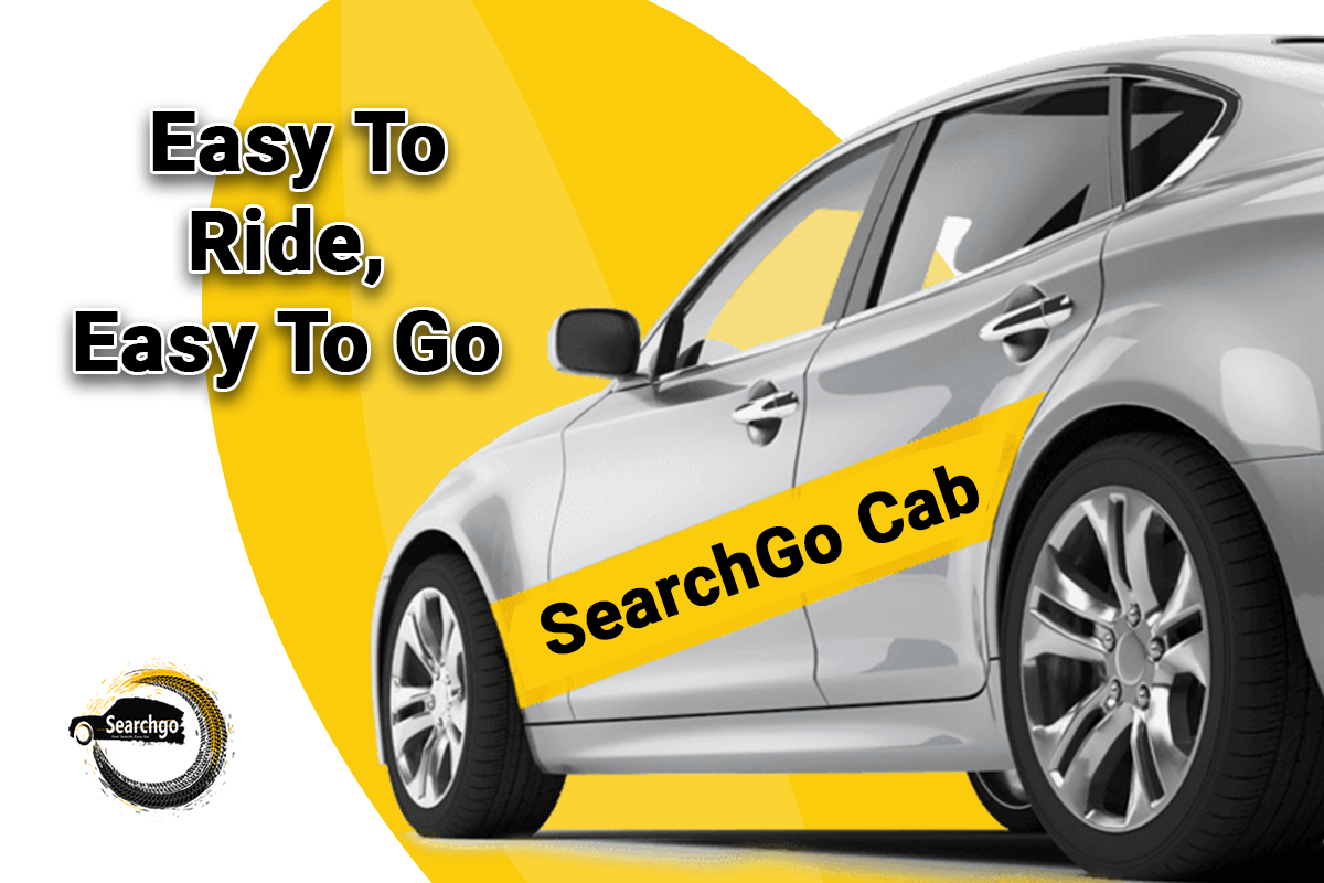 Install & Book a Ride Search Go Cab App in IPhone