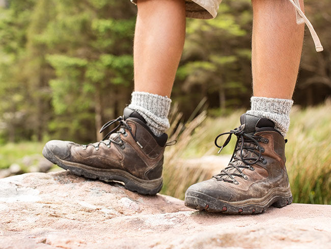 How to Select The Good Hiking Boots