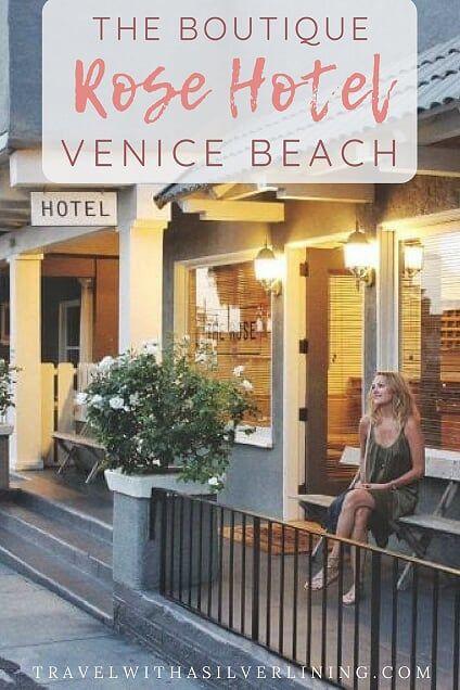 Boutique Hotels Venice Beach