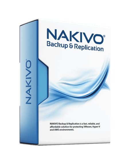 Fast and Simple vSphere Replication with NAKIVO Backup & Replication