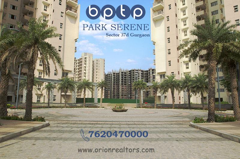 BPTP Park Serene Sector 37d