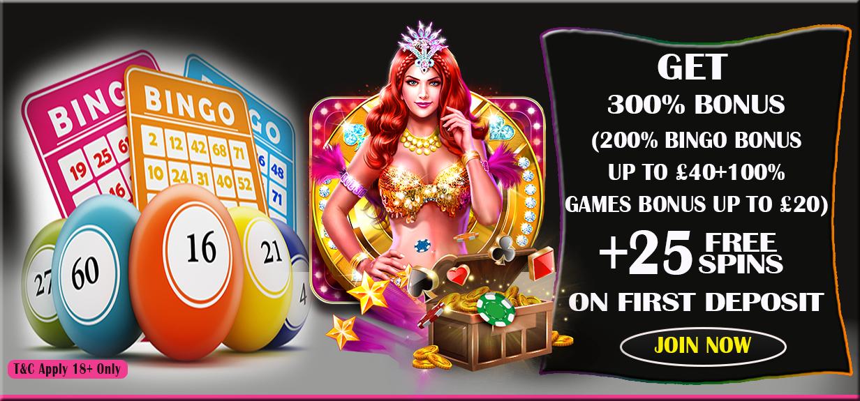History of brand new bingo sites UK quid bingo offers playing – Delicious Slots