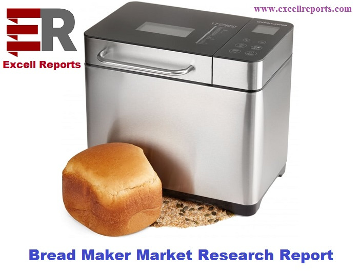 Global Bread MakerMarket Key Country Analysis and Regional Forecast 2019-2024