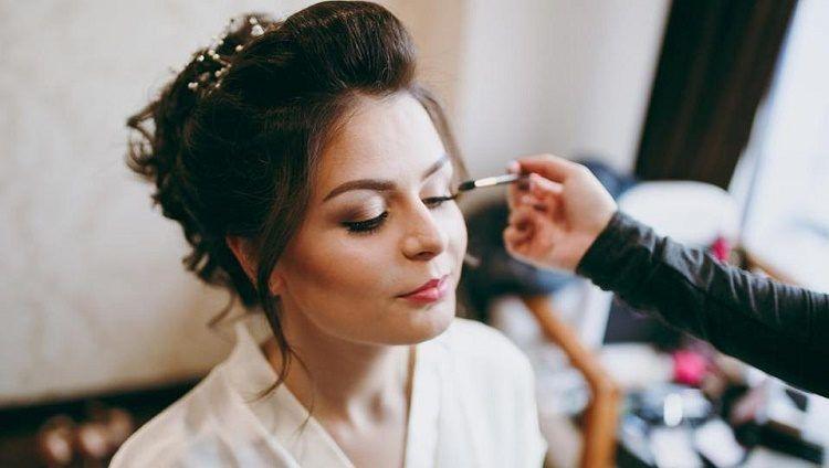 A Perfect Bridal Makeup