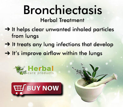 Natural Remedies for Bronchiectasis - Diet, Exercise and Self-Care Advice
