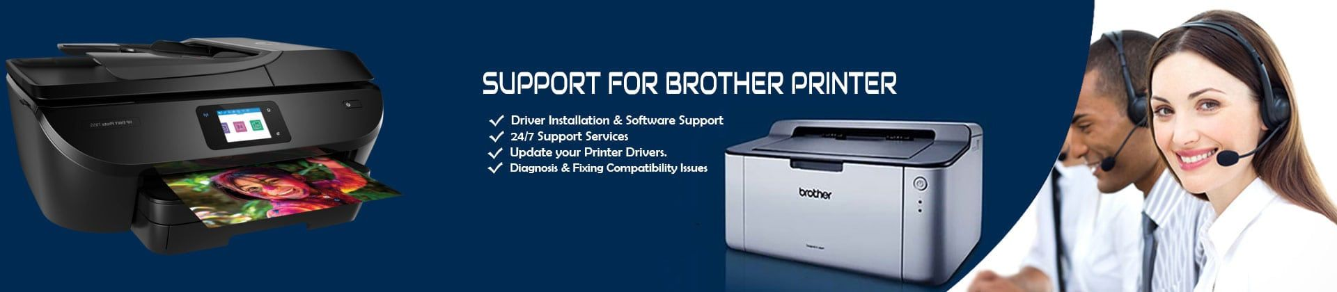 Brother Printer Offline | Brother Printer Tech Support