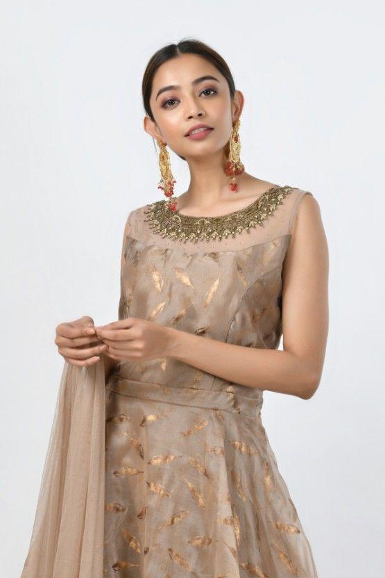 Indian salwar suit design