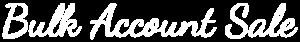 buy youtube accounts – Bulk Accounts Sale
