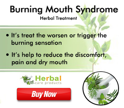 There are Alternative Natural Remedies for Burning Mouth Syndrome