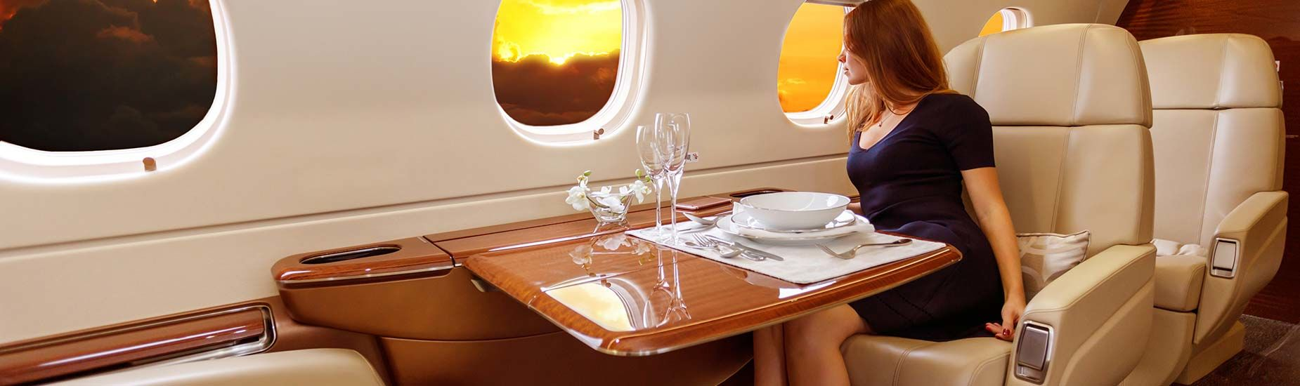Business Class Flights Deals