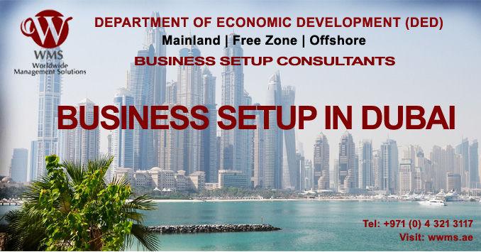 WMS Business setup inUAE