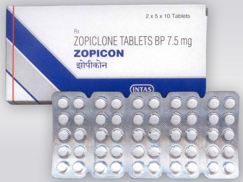 Buy Zopiclone Online | Best place to buy Zopiclone online
