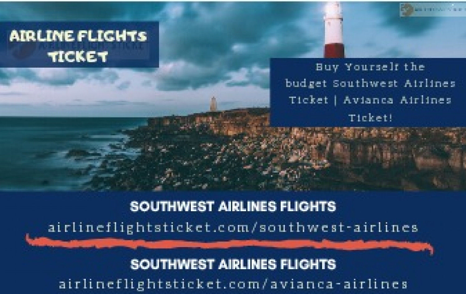 Buy Yourself the budget SouthwestSouthwest Airlines Flights Airlines Ticket | Avianca Airlines Ticket!