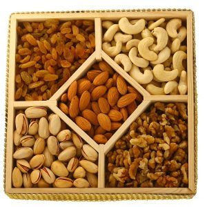 Buy Dried Fruit Online and Store Adequately to Preserve their Freshness