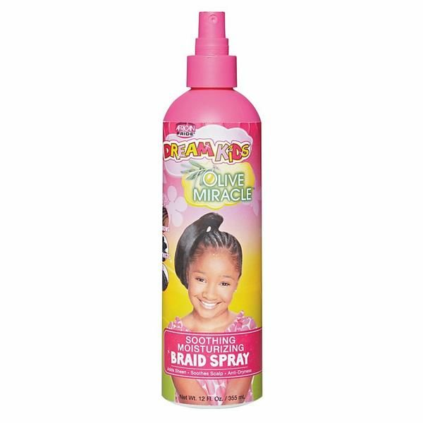 Order Now African Pride Dream Kids Soothing Spray at Low Price