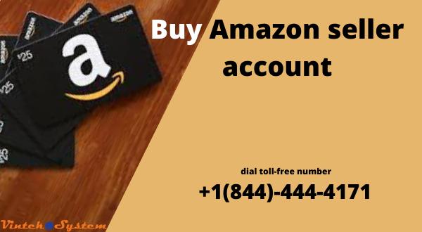 Buy amazon seller account