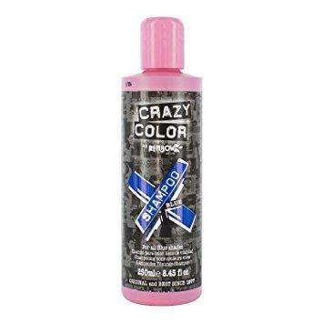 Shop Online Crazy Colour Blue Vibrant Shampoo Online at Best Prices in the UK
