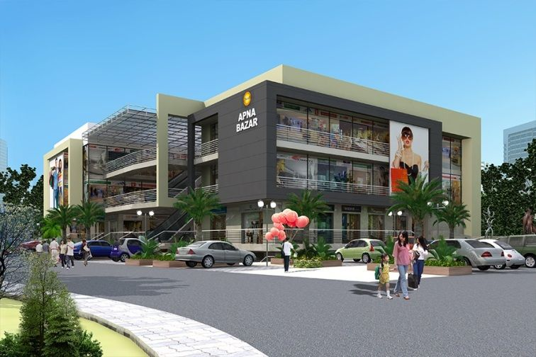 Shopping Malls In Jaipur offer by Upasna Group