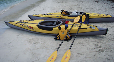Choose A Kayak Seat For Outdoor Traveling