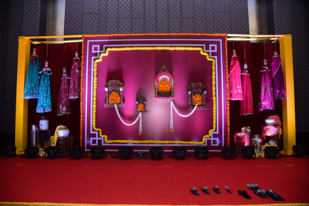 Rajasthani Theme Weddings