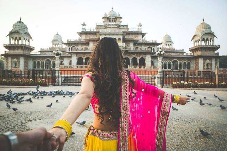 Prewedding Photoshoot Ideas Jaipur
