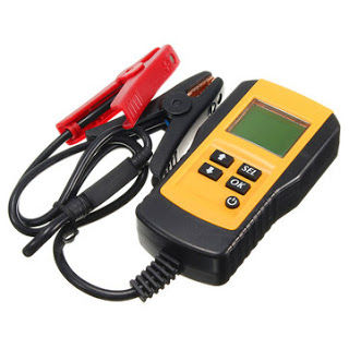 Amplify Battery Life Period through Battery Tester