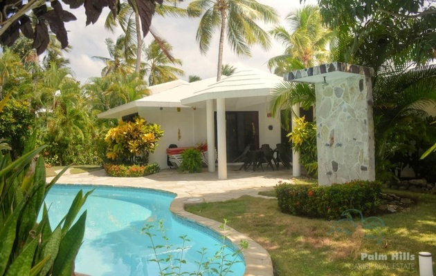 Caribbean Property Dominican Republic by Palm Hills Real Estate S.A.