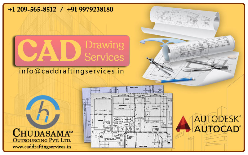 AutoCAD Design Services | Architectural Drafting Services- COPL