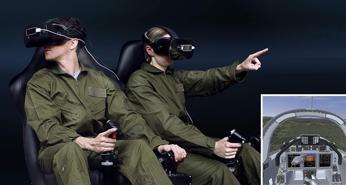 CAE TRAX and CAE Sprint Virtual Reality Trainer, a new chapter in training  Training
