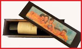 Cajas de madera personalizadas para vinos – Qué motiva obsequiarlas – La Nacion