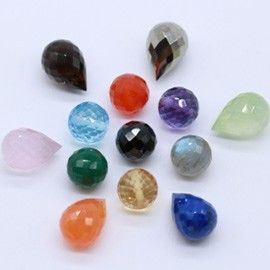 Online Faceted Loose Beads Wholesale Supplier   - Earth Stone INC