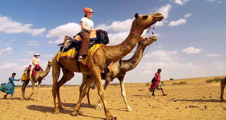 Camel Safari in Rajasthan Tour Package (10D/9N) | Book Now