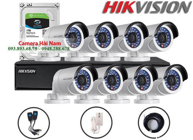 Network Camera Hikvision 2MP Full hd