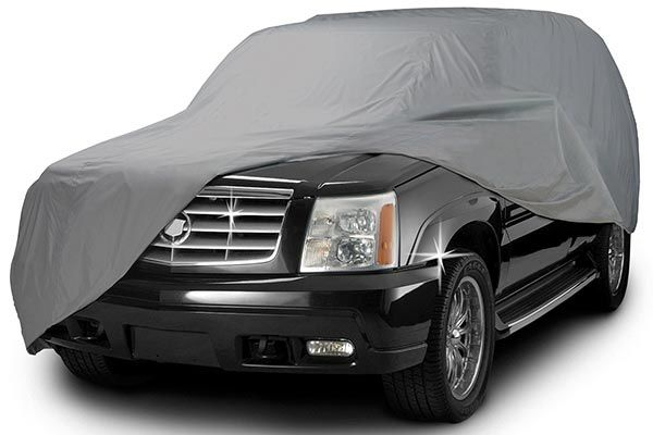 How to Choose a Car Cover and Why It Matters