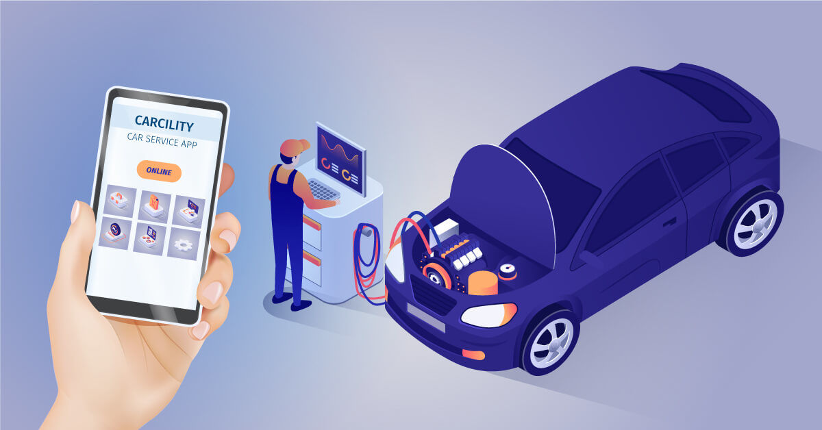 How Car Service Apps are Revolutionizing the Auto Industry