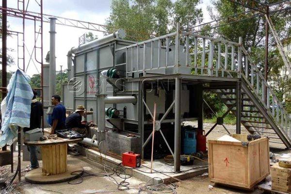 Biochar Making Machine in Malaysia | Profitable Business