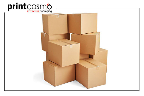 Variety of Cardboard Boxes and Perks of Recycling Custom Boxes - PrintCosmo